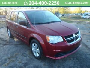 2015 Dodge Grand Caravan Canada Value PackageSE