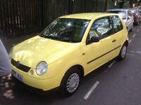 Volkswagen Lupo PERFECT DRIVE MOT TAX