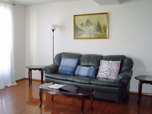 Nice fully furnished 2 story 3 bedroom townhouse NW