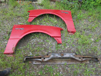 Ford ranger fenders and bumper