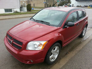 2007 Dodge Caliber SXT Hatchback Certified/Etested
