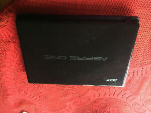 ACER ASPIRE ONE LAPTOP 10.1 INCH