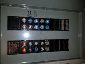 Fuse panel for sale