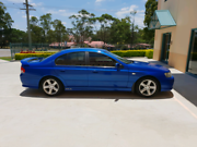 2005 XR6 Mk11  Ford Falcon  BA Heddon Greta Cessnock Area Preview
