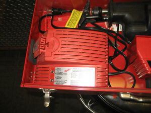 two millwaukee 18 vt battery sawzalls in cases w/accessories Kingston Kingston Area image 9