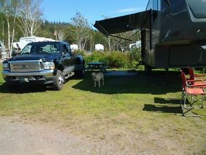2003 Ford 350 Diesel dully / 2012 fifth wheel