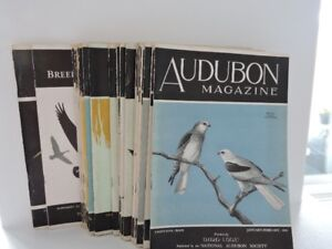 21 Vintage Audubon & Book-Lore Magazines