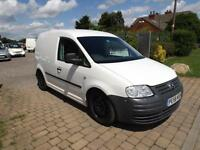2008 58 Volkswagen Caddy 2.0TDI PD 140