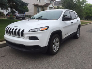 2014 Jeep Cherokee Sport - AC / REVERSE CAM / HEATED SEATS West Island Greater Montréal image 1