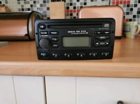 Mk1 Ford focus radio