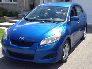 2010 Toyota Matrix XR - 6400$ négociable