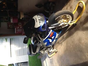 99 gsxr 750 for sale