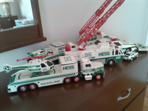 Camions de collection Hess