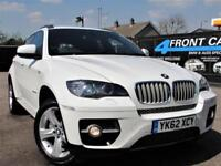 2012 BMW X6 XDRIVE 40D 5DR AUTOMATIC 4X4 DIESEL COUPE DIESEL