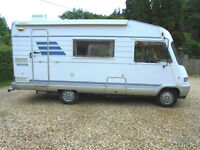 1995 Hymer B544 5-berth A Class motorhome for sale REDUCED