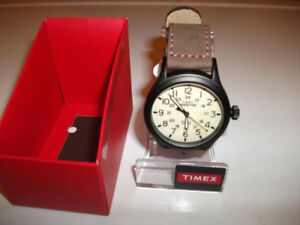 MEN'S TIMEX EXPEDITION INDIGLO WATCH .LIKE NEW