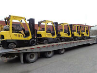 Forklift Sale at lowest price in Canada