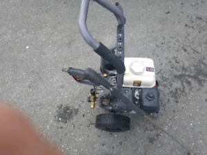 3200 psi Honda Pressure washer