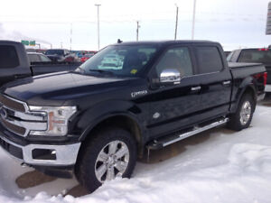 2018 Ford F-150 KING RANCH SuperCrew!!