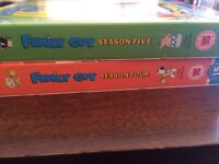 Family Guy - Series 4 and 5