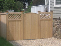 Need Fence Completed With Gate