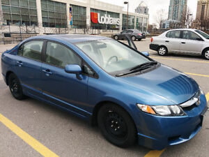 Low Mileage 2009 Honda Civic EX-L Sedan