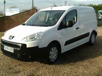 Peugeot Partner 1.6HDi ( 75 ) L1 625 S 2008