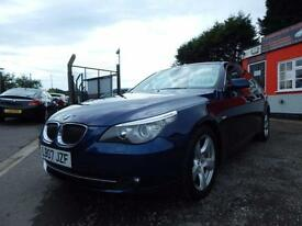 2007 BMW 5 Series 523i SE 4dr Step Auto Low mileage,12 months mot,Warranty,Fi...