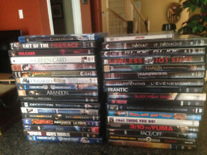 Movie DVDs for Sale