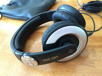 Sennheiser HD 205 Studio Grade DJ Headphones