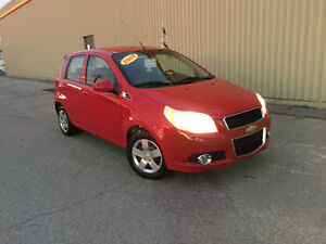 2010 CHEVROLET   AVEO 5  YARIS **$3990  TPS INCLUS!!