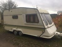 Abbey luxury twin axle 2/3 berth end washroom CAN DELIVER