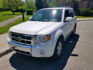 Ford escape Limited 2008 V6 4×4