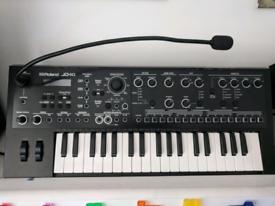 Roland JDxi synthesizer as new