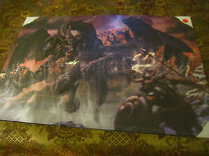 brand new large dragon/viking/fantasy plaque._STRATHROY London Ontario image 1