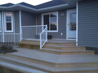 Home reno's, fencing, decks, gazebos, roofing and more