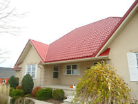 Spring Booking Program - Metal Roofing - Lowest Price in Town