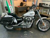 Harley-Davidson FXDC, super glide custom, one of the best for sale, low miles