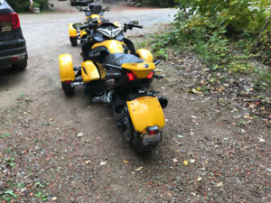 Wanted 2008 can am spyder Handel bars