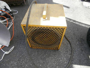 1 4500 watts heater left by the old home owner asking $45  514-8