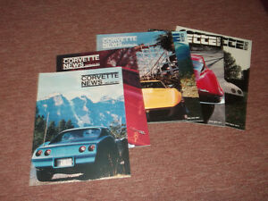 Corvette Revue Corvette News Magazine
