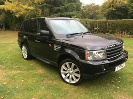 Land Rover Range Rover Sport 2.7TD V6 auto 2005MY HSE