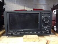 Audi A3 8p 2004-2012 SAT NAV with cage