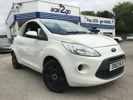 2013 Ford KA EDGE Manual Hatchback