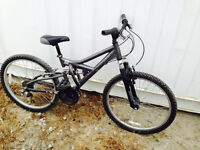 """Norco Force One Full Suspension Mountain Bike w/14"""" Frame"""