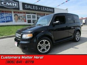 2008 Honda Element SC   FIVE-SPEED, CRUISE, POWER GROUP, RARE!