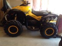 Can Am Renegade 1000 XXC (Low Kms)