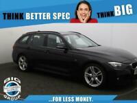 2015 BMW 3 Series 320D M SPORT TOURING Estate Diesel Manual