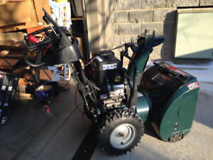 """291 CC 24"""" 2-Stage Power-Propelled Snow Thrower"""