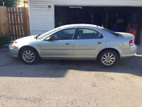 2004 Chrysler Sebring Fully Loaded Sedan